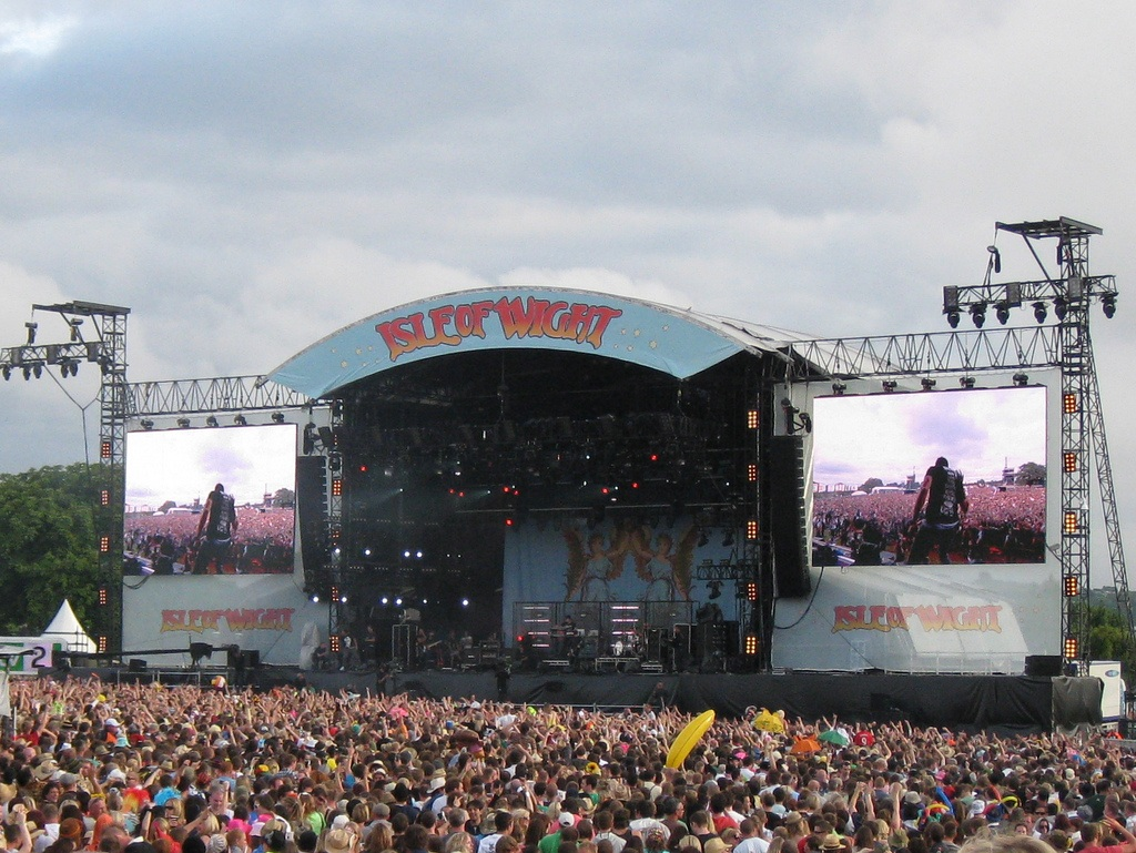 isle of wight music festival