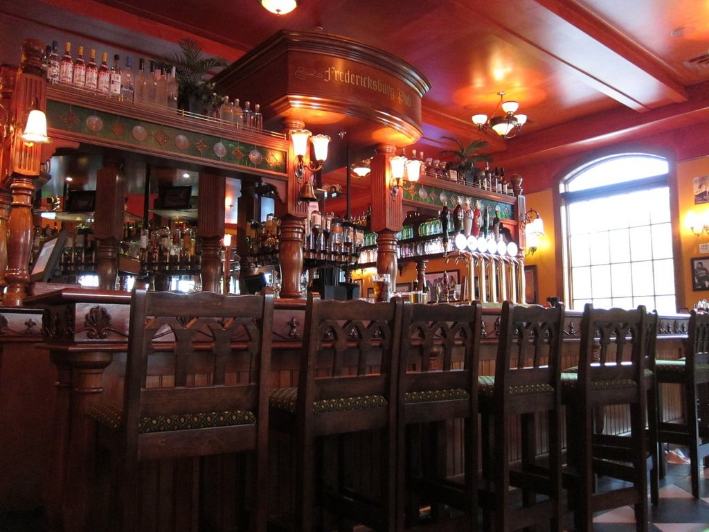 pubs in england