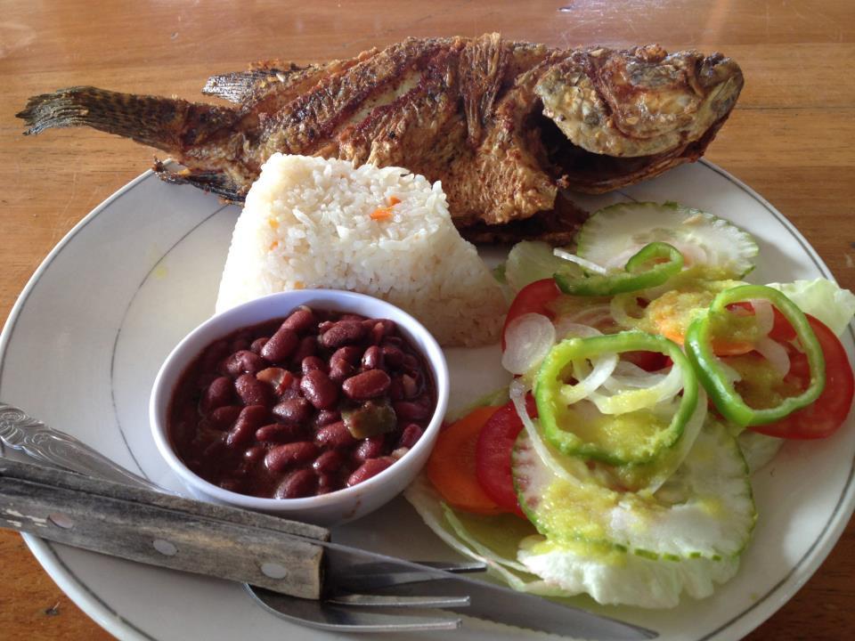 food in Nicaragua