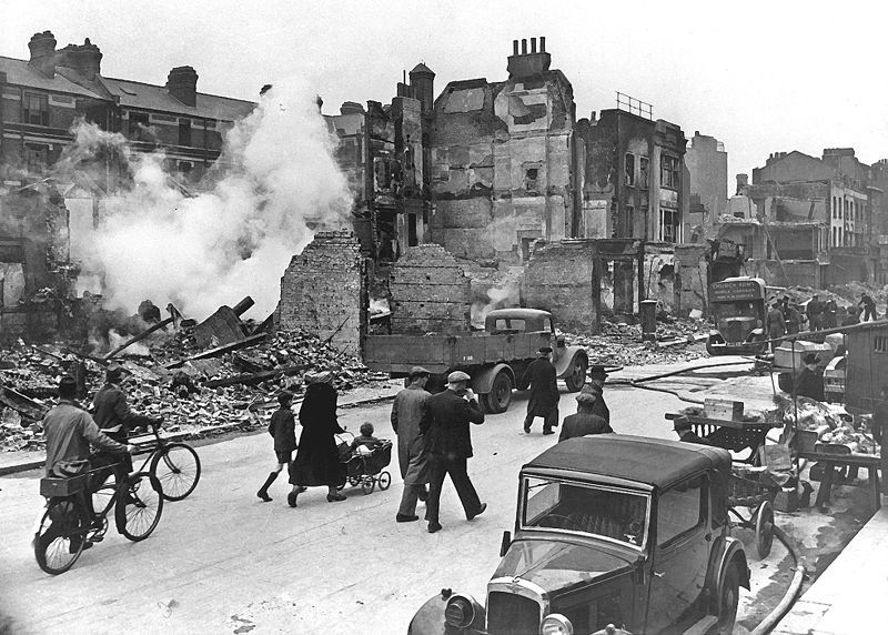 London world war two