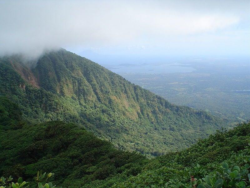 trekking in Nicaragua