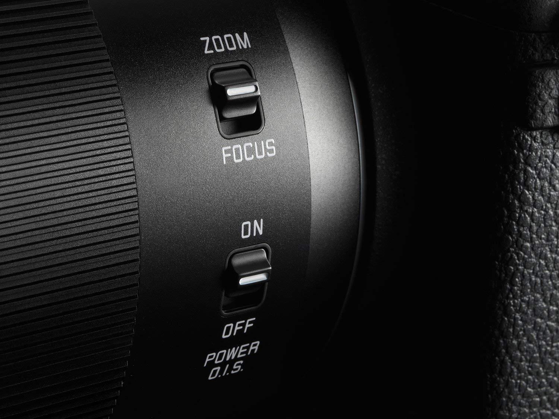Panasonic Lumix FZ1000 Focusing