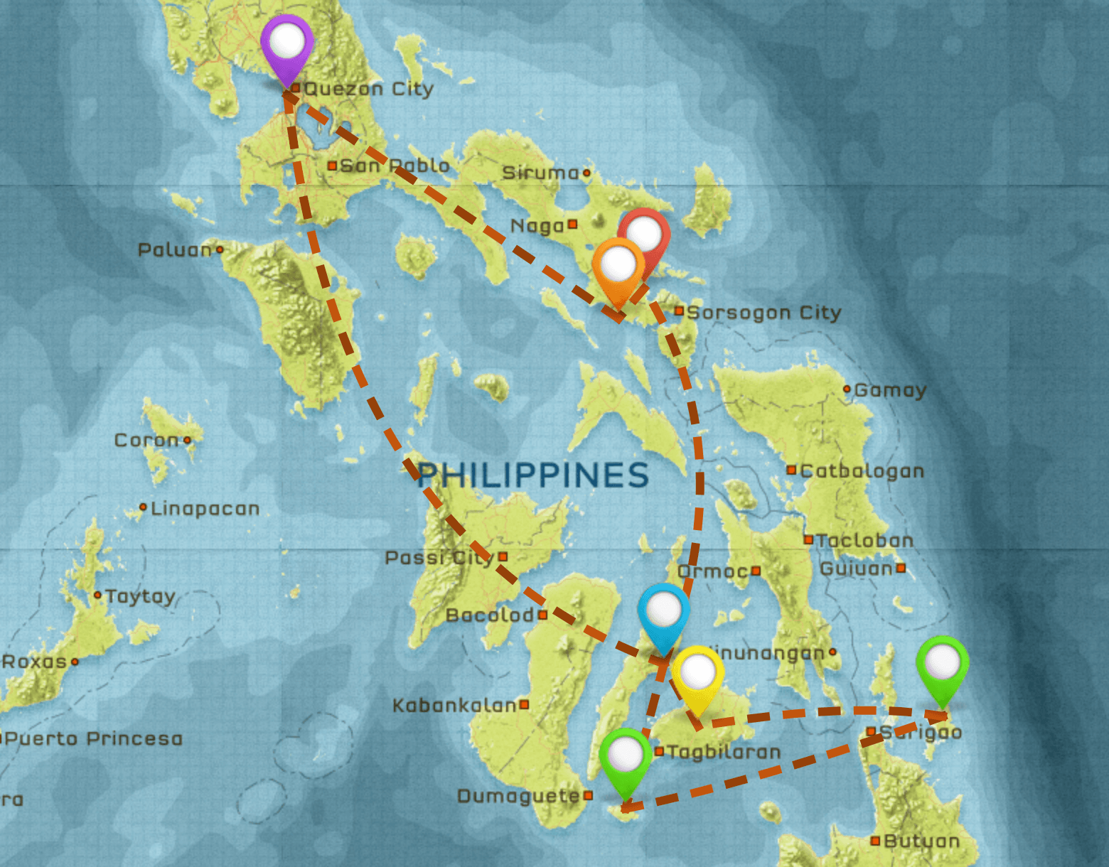 Backpacking Philippines Itinerary #3