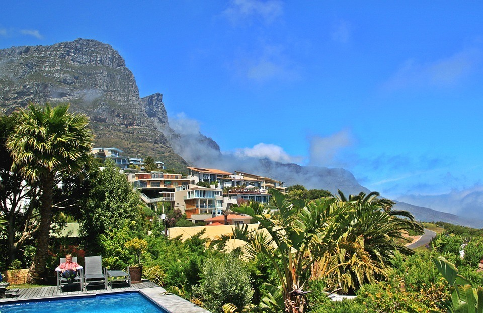 Camps Bay Neighborhood, Cape Town