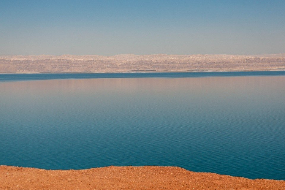 Dead Sea - one of the best places to go to in Jordan