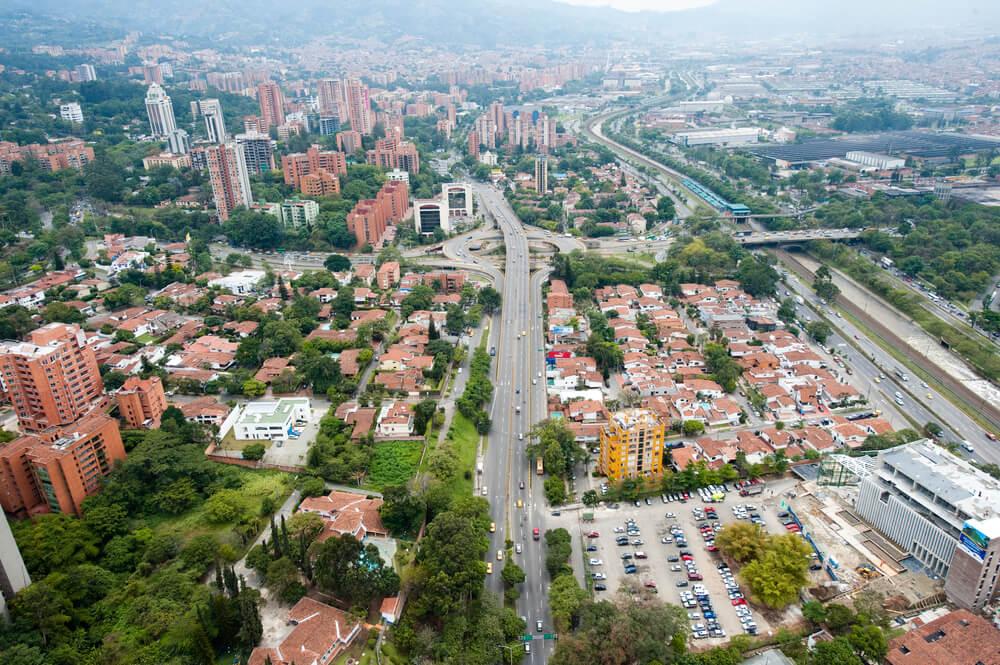 El Poblado ttd Medellin