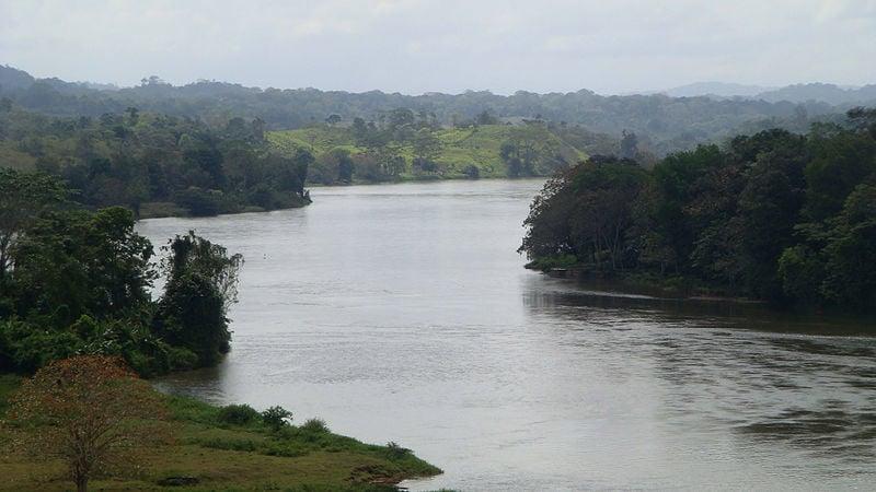 San Juan River Nicaragua by boat