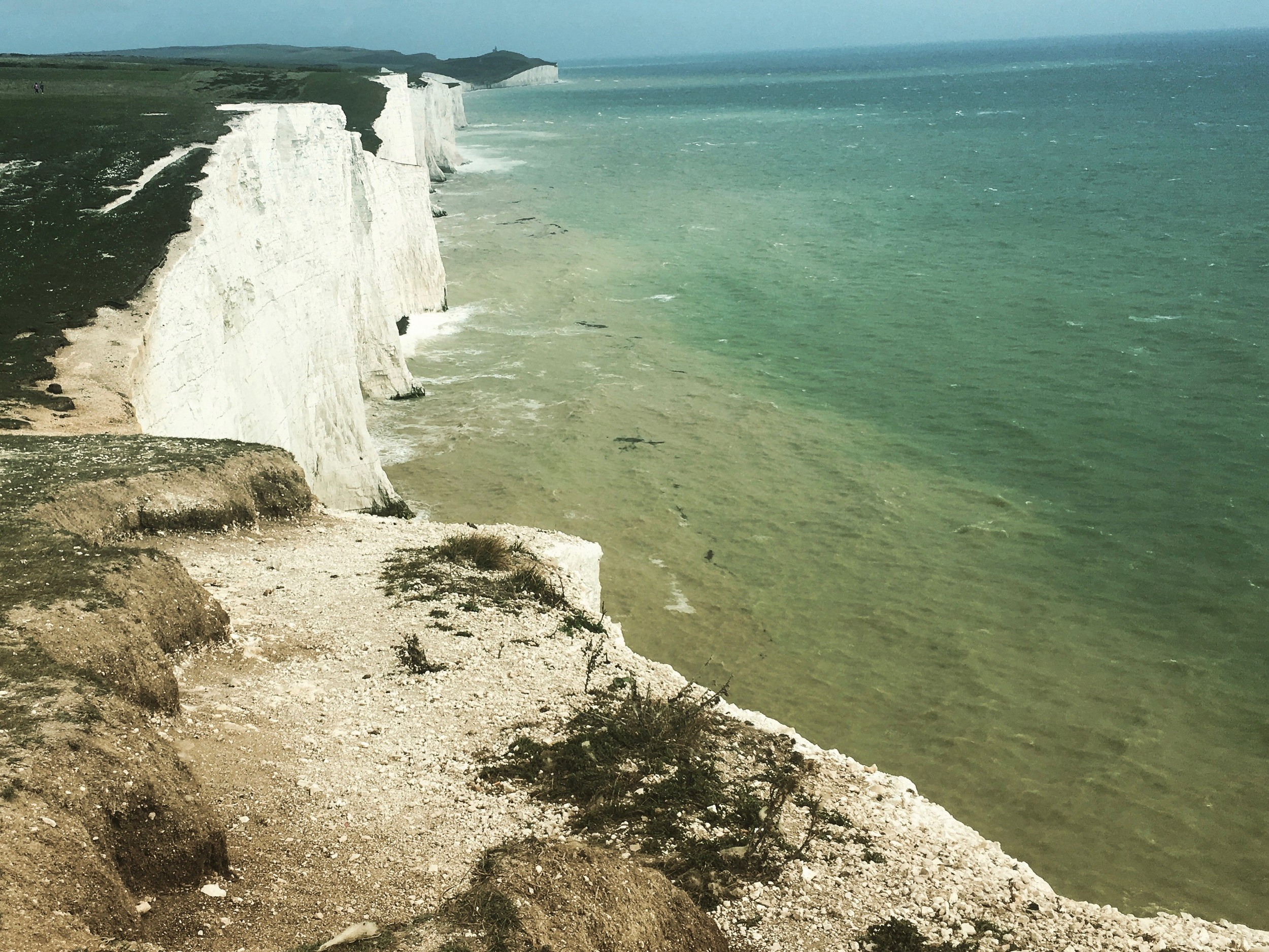 hiking the seven sisters england