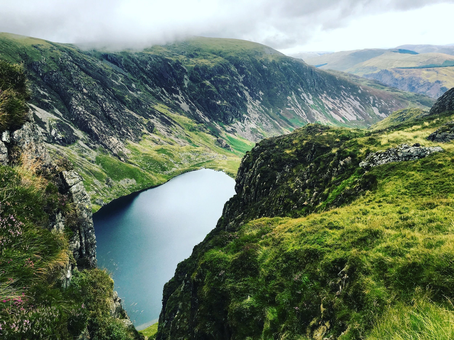 trekking in wales