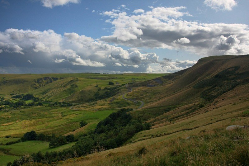 hikes in the peak district national park