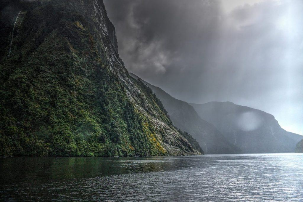 Visting Milford Sound is a thing you have to do in New Zealand
