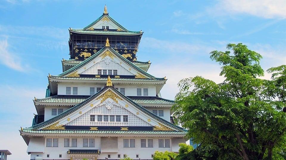 Osaka Castle Neighbourhood - Coolest Place to Stay in Osaka