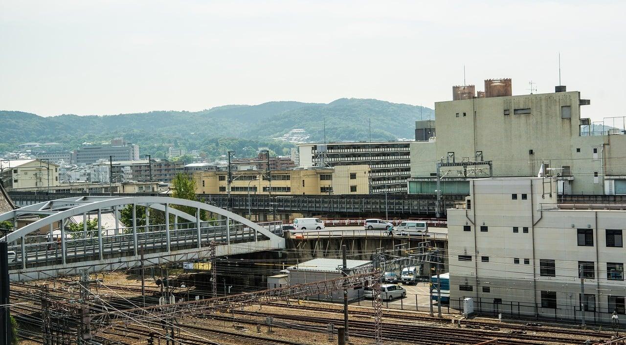 Shimogyo-ku neighborhood - where to stay in Kyoto for families