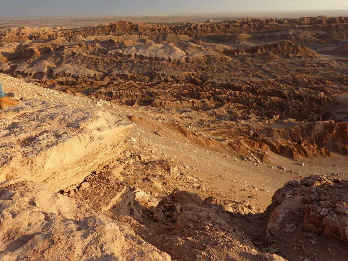 backpacking Chile and visiting Atacama