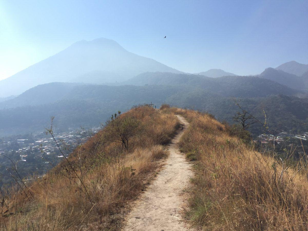 hiking around lake atitlan guatemala