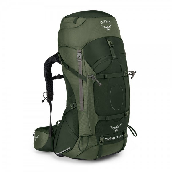 osprey aether best backpack for hiking