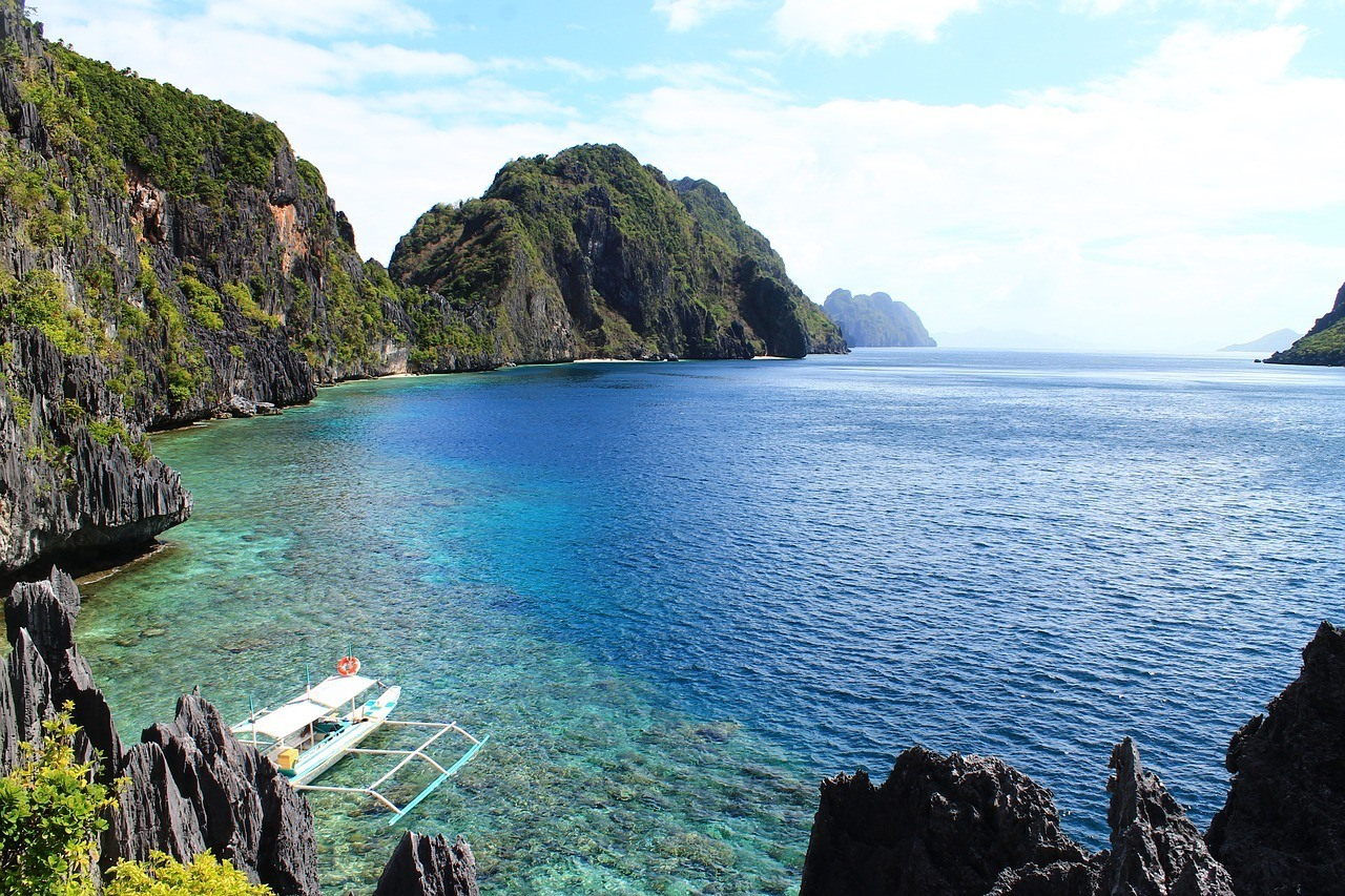 backpacking el nido philippines