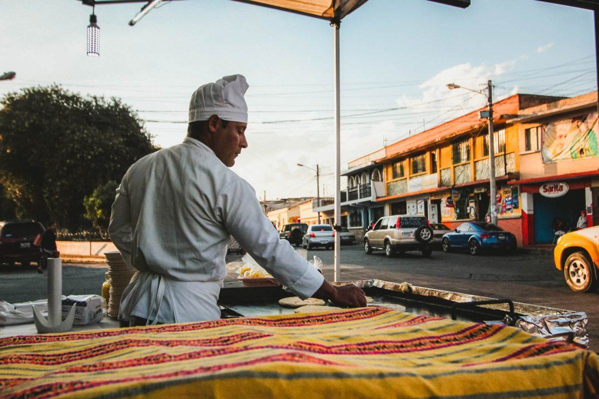 cheap eats Guatemala
