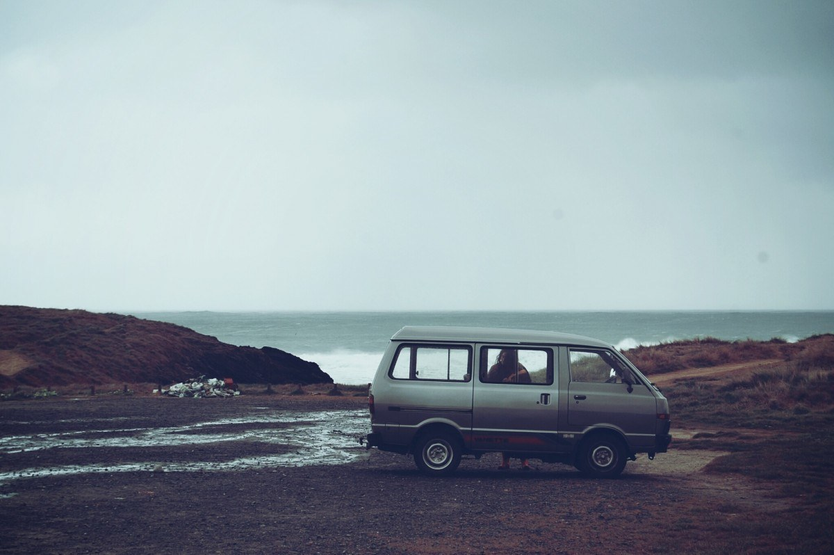 campervans in iceland