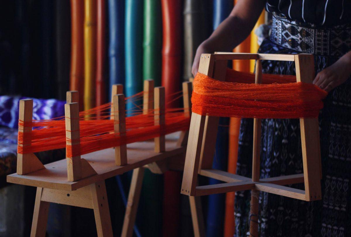crafts fabric guatemala