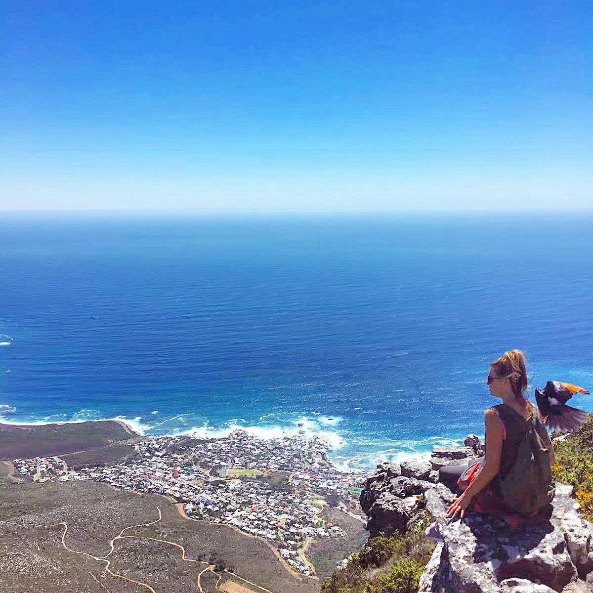 Backpacking Cape Town