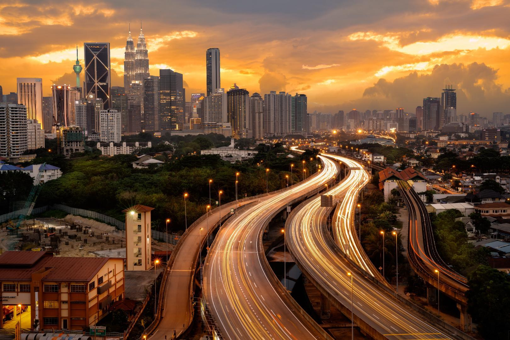 Kuala Lumpur - starting point for most Malaysia travel