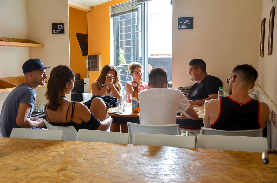 531 Hostel best hostel for couples in Cordoba, Argentina