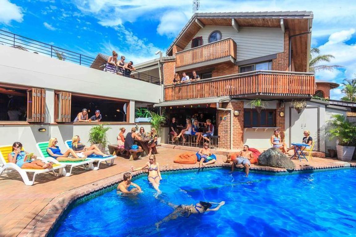 Aquarius Backpackers Byron Bay best hostels in Byron Bay
