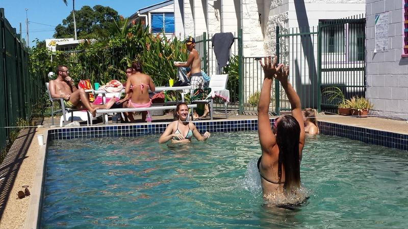 Asylum Cairns Best Hostels in Cairns