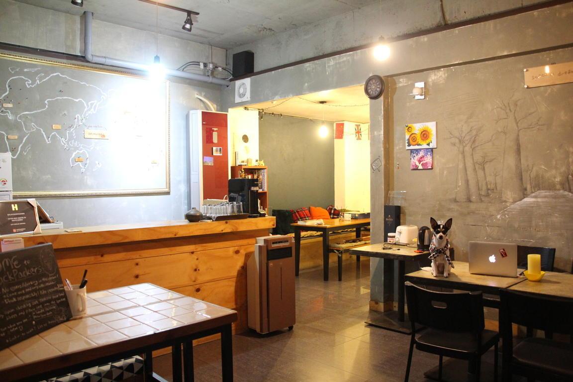Backpackers' House best hostels in Busan