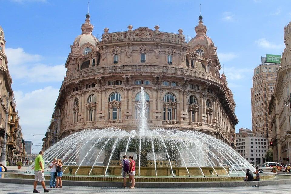 Best Hostels in Genoa