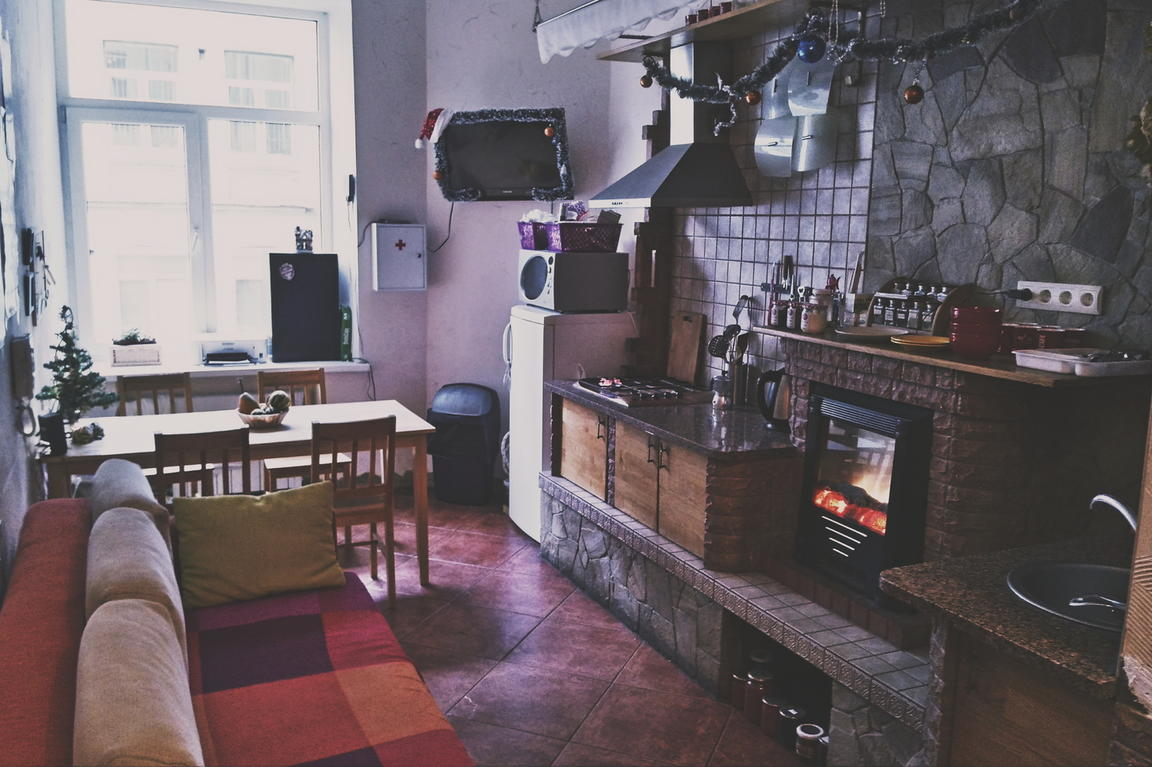 Borscht Hostel Kiev best hostels in Kiev