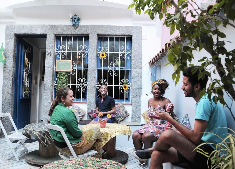 BotaHostel best hostels in Rio de Janeiro