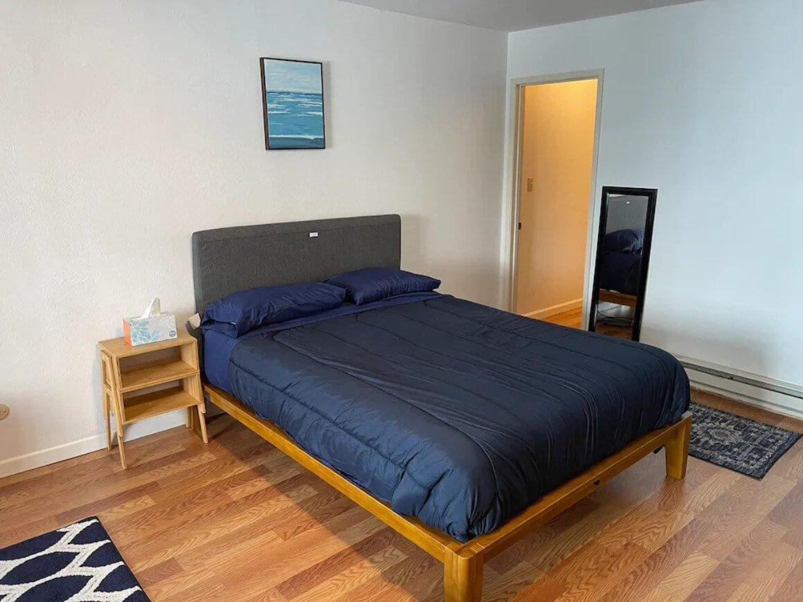 Bright & Central Apartment