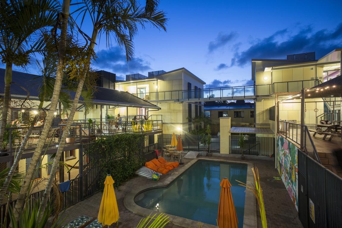 Byron Bay YHA best hostels in Byron Bay