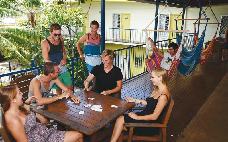 Cairns Central YHA Best Hostels in Cairns