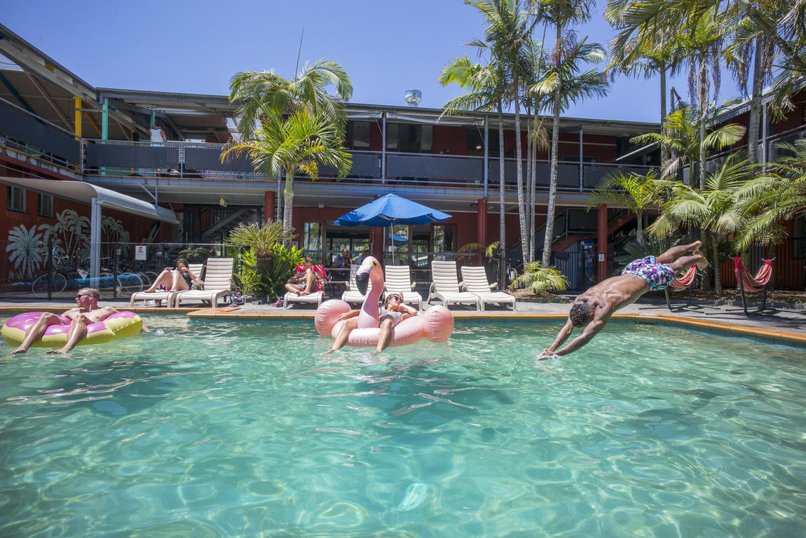Cape Byron YHA best hostels in Byron Bay
