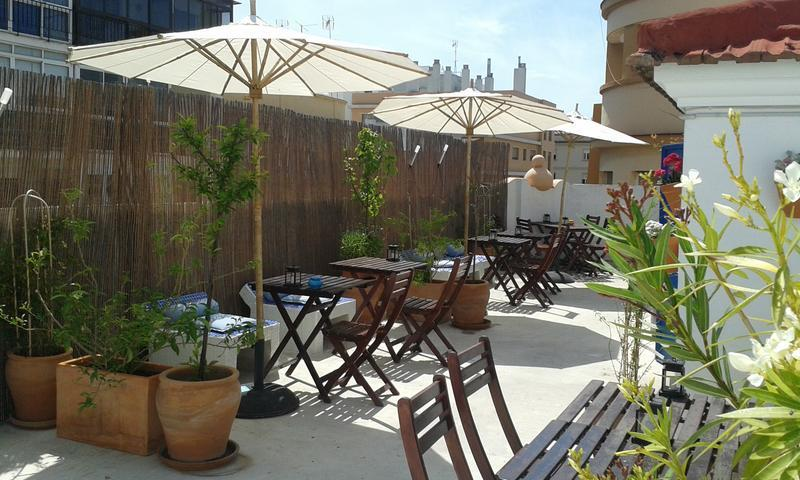 Casa Al Sur best hostels in Malaga