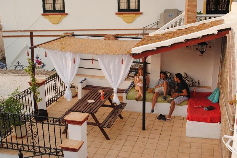 Casa Babylon Backpackers best hostels in Malaga