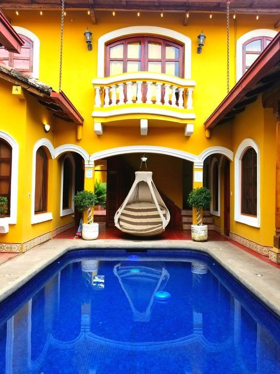 Casa del Agua best hostels in Granada, Nicaragua