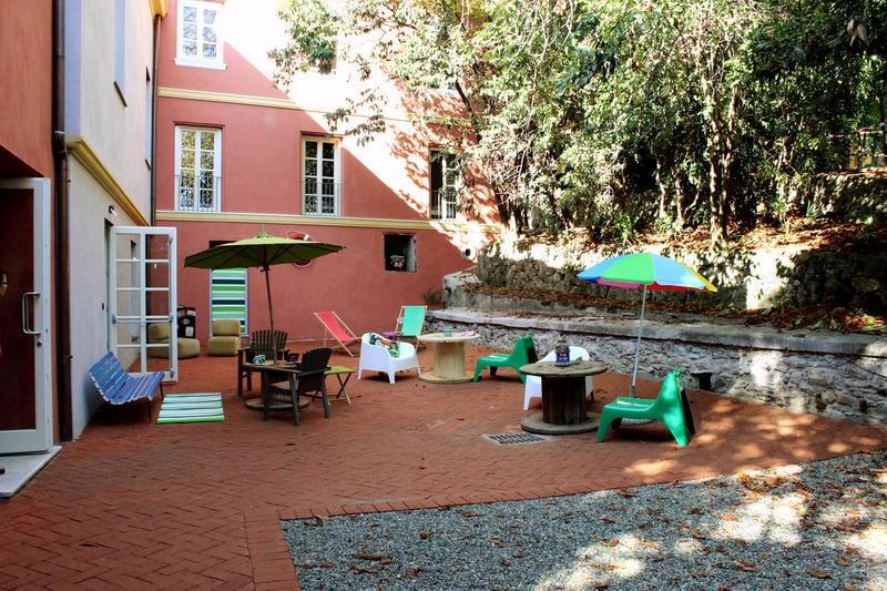 Castle Hostel best hostels in Genoa