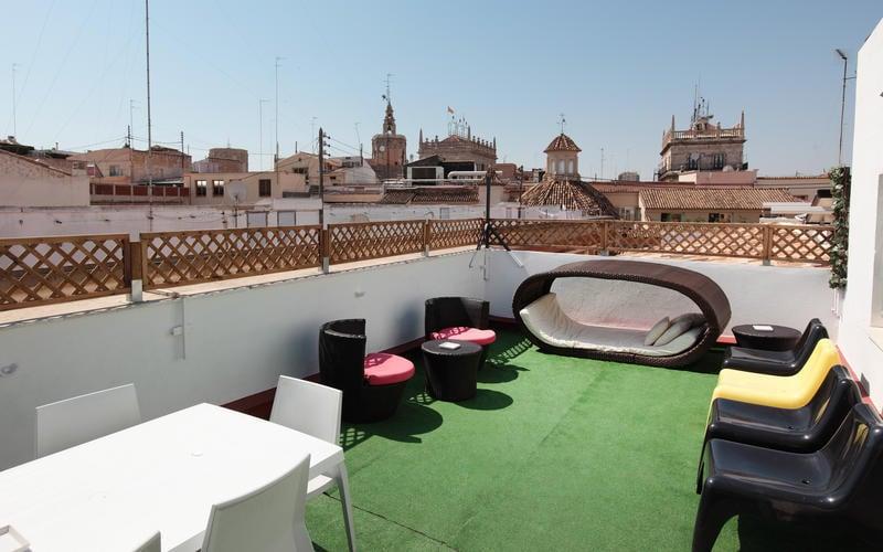 Center Valencia Youth Hostel best hostels in Valencia