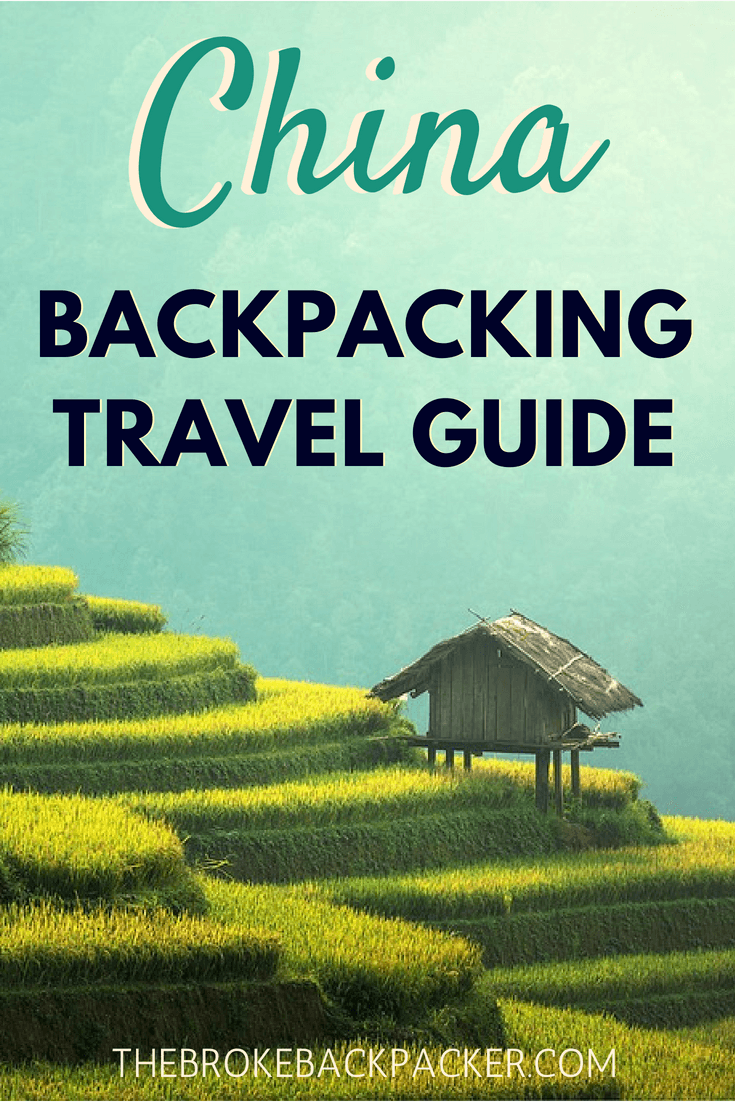 Backpacking China Travel Guide September 2019: Itinerary