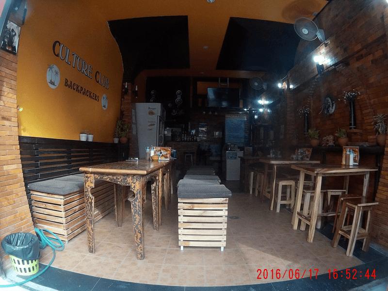 Culture Club Backpackers best hostels in Koh Phangan