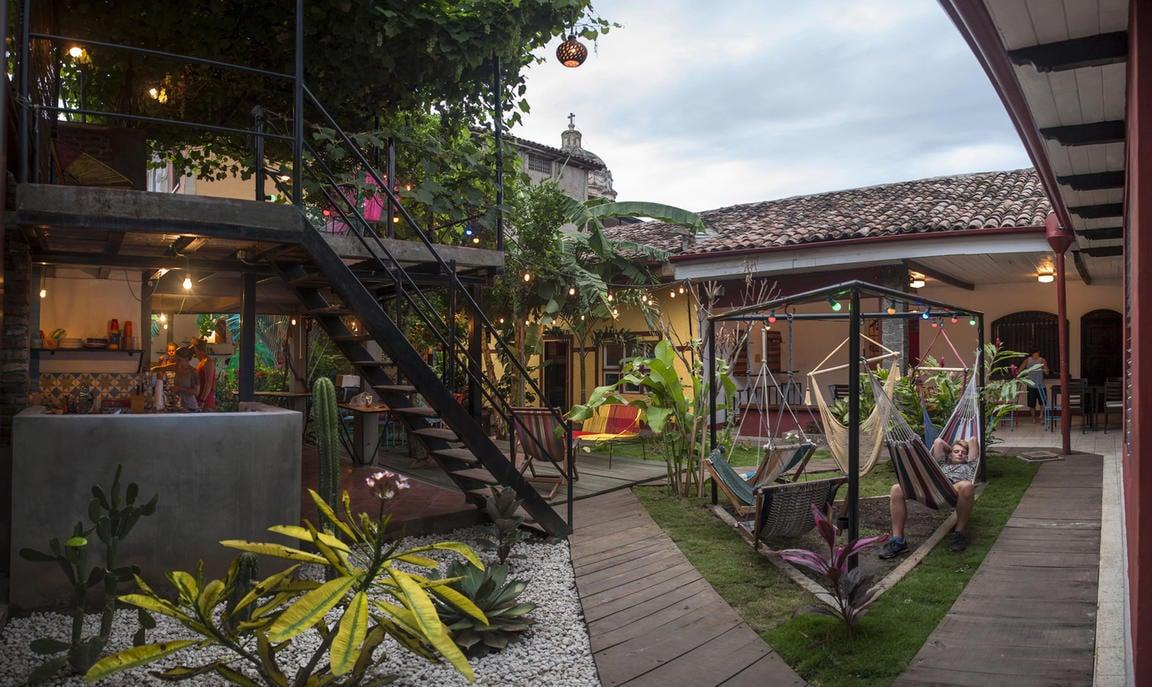 De Boca En Boca best hostels in Granada, Nicaragua