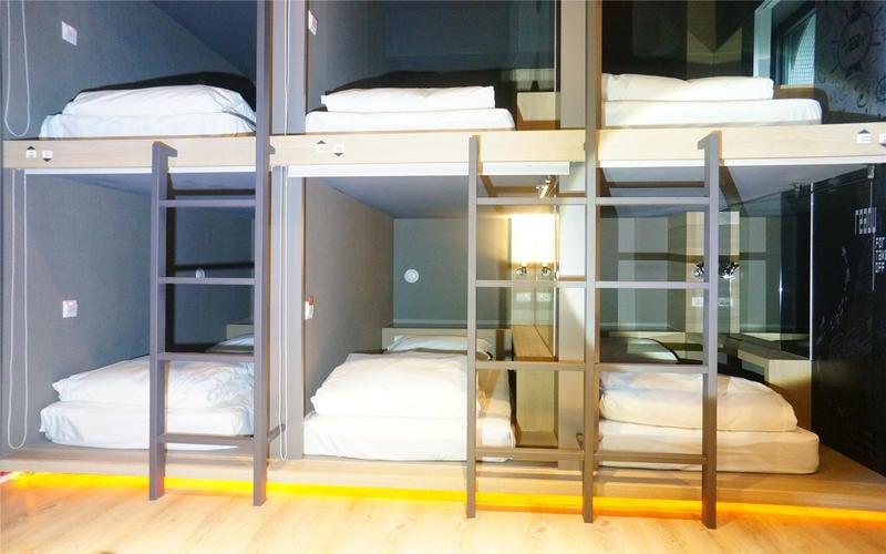 Discover Hostel best hostels in Taipei