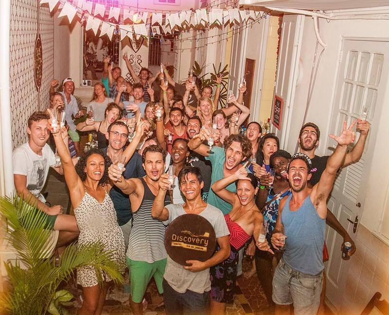 Discovery Hostel best hostels in Rio de Janeiro