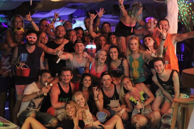 Echo Beach Backpackers best hostels in Koh Phangan