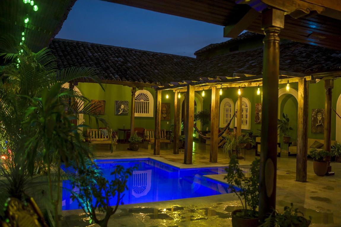 El Caite Hostel best hostels in Granada, Nicaragua