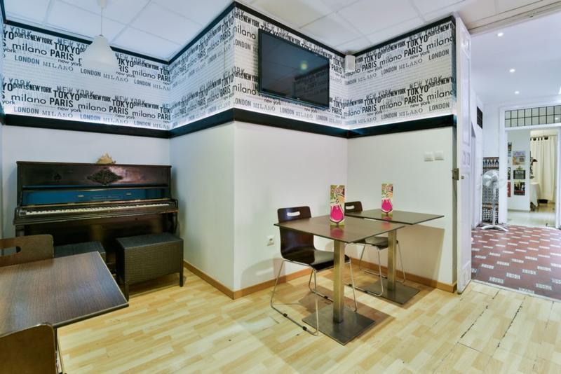 Feel Hostel City Centre best hostels in Malaga